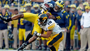 Iowa's Micah Hyde joins young, ascending CB group