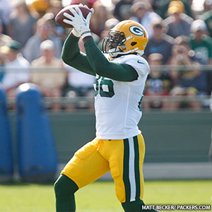 TE Brandon Bostick
