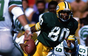 Former Packers WR James Lofton