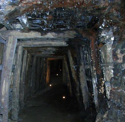 mina mercurio