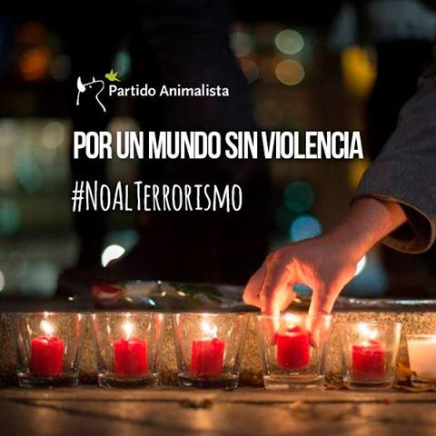 por un mundo sin violencia