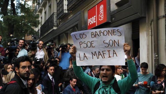 psoe-manifestacion-militantes-socialistas