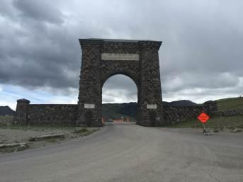 Entree Yellowstone