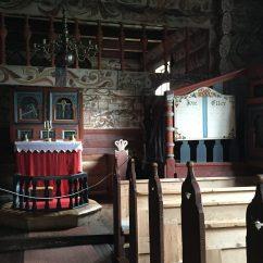 Bykle gamle kyrke