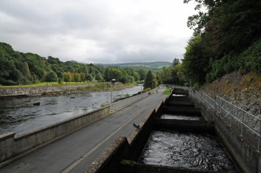 Pitlochry Fish Ladder