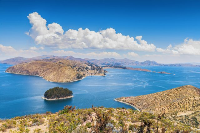 Lake Titicaca - One of the most extreme dive sites in the world
