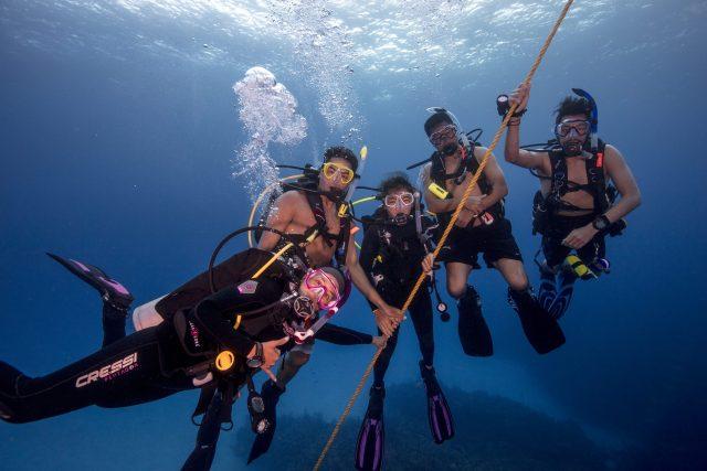 Diving Instructors