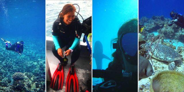 jenna labranche, padi travel scuba travel expert, explains why book with padi travel