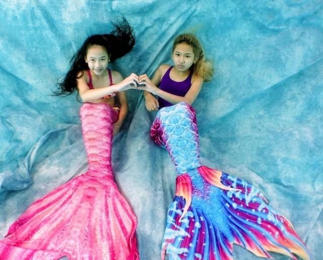 Mermaid Love Heart