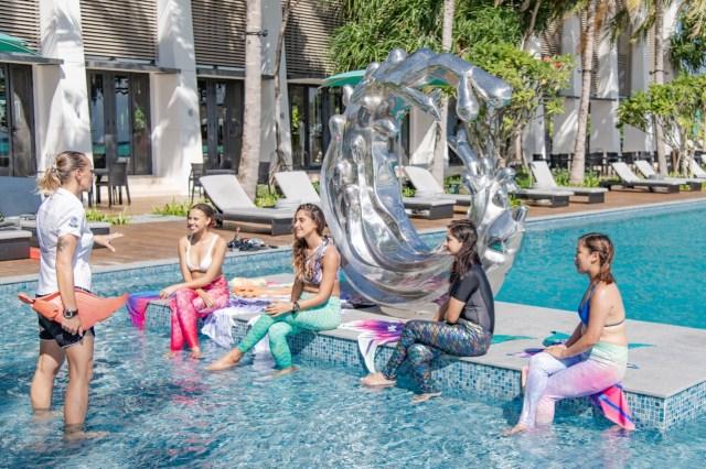 padi mermaid classes