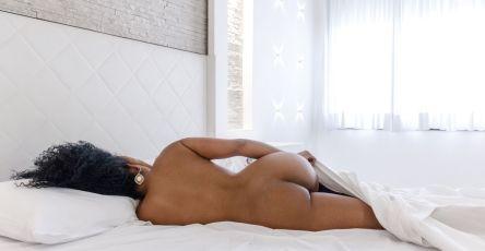 Michelle Weisser pelada