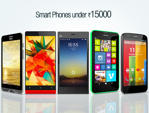 Smart Phone Under Rs 15000