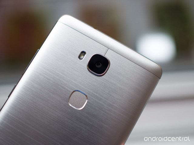 Huawei Honor 5X Camera