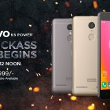 Tricks to Buy Lenovo K6 Power for Rs.9,999 from Flipkart on Open Sale