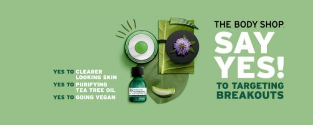 Bodyshop Offers on Beauty Products