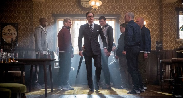 Kingsman 2 Paytm Movie Ticket Offers