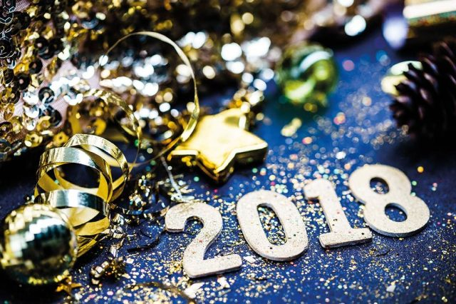 Celebrate New Year Parties in Delhi 2018