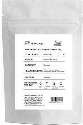 teafloor north east exclusive green tea unflavoured green tea 100g