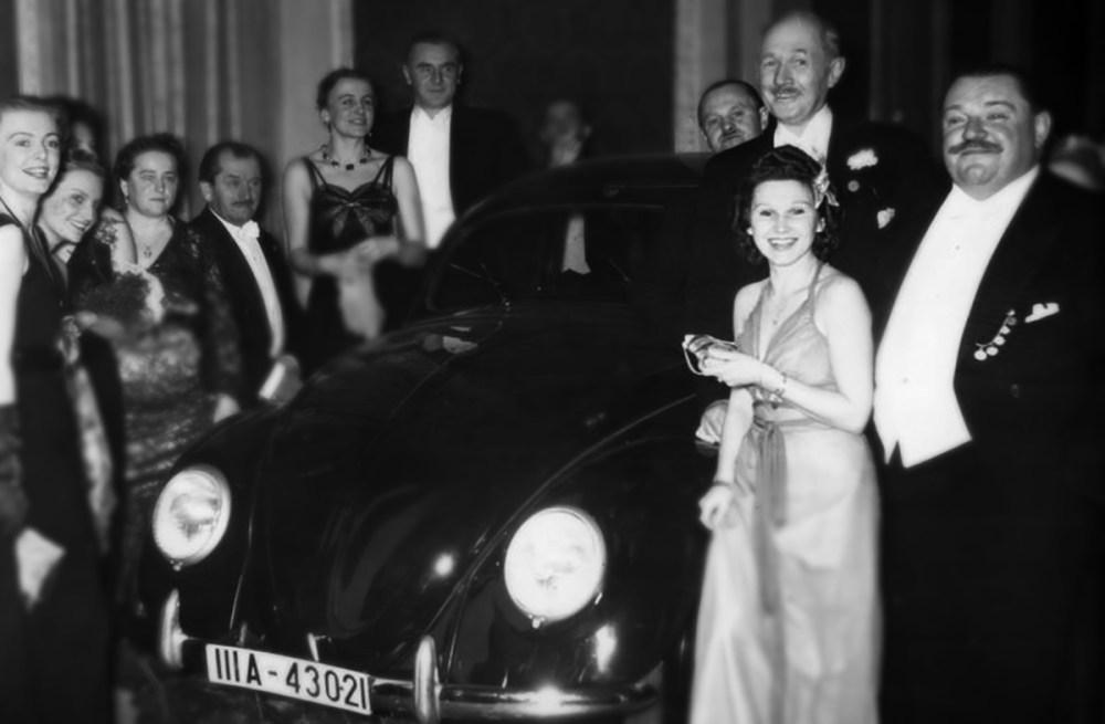 Fusca - Ferdinand Porsche