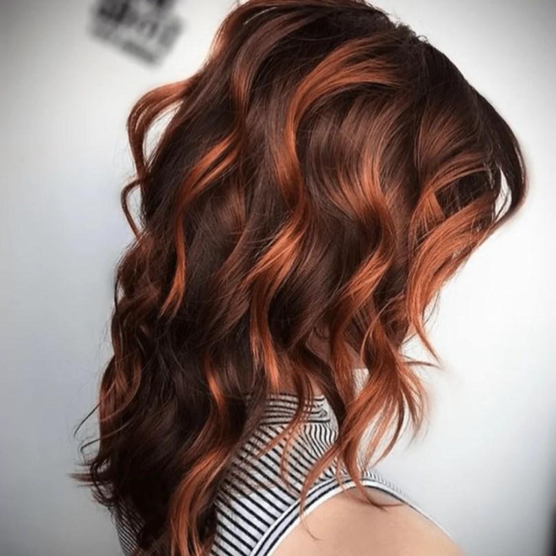 Mechas ruivas: veja os diferentes tipos, como combinar e fotos de cabelos  para se inspirar – Blog da Pajaris | Biquínis, Moda, Viagens e Vida Solar