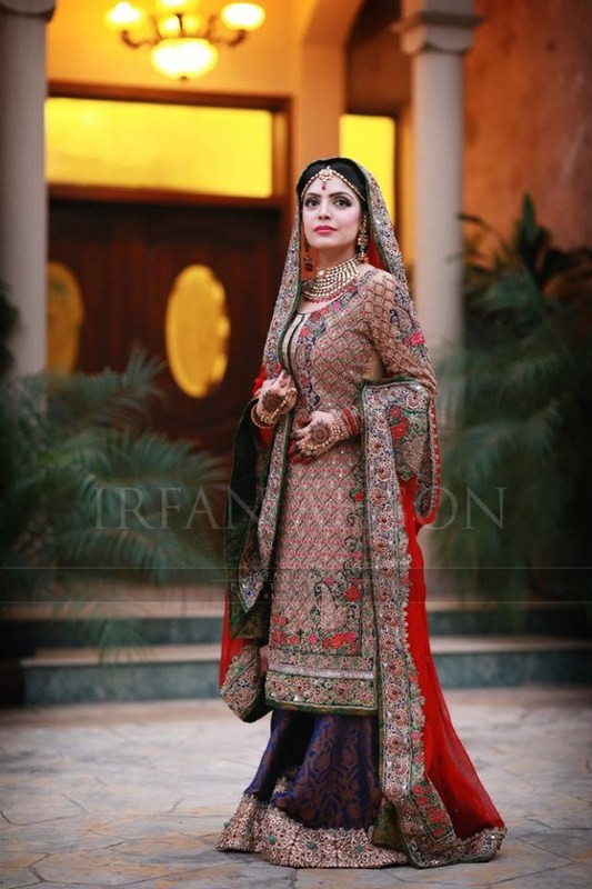 New Punjabi Girl Hd Wallpaper Latest Pakistani Bridal Dresses 2014 For Wedding