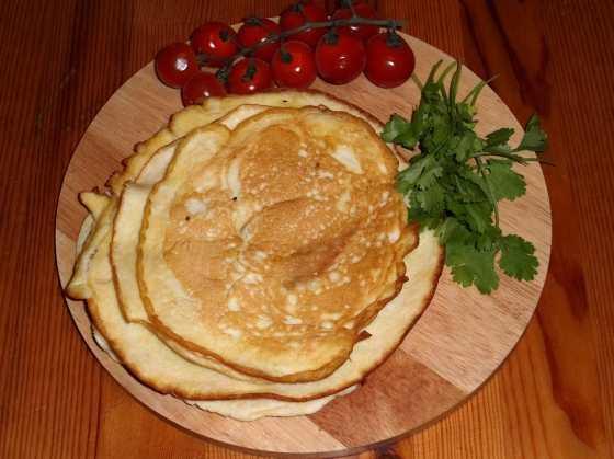Kokosová tortilla
