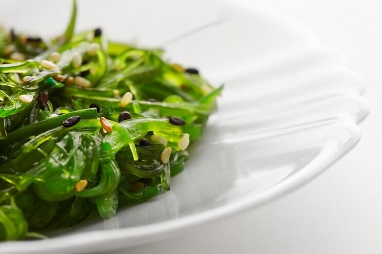 thyroid supporting seaweed salad