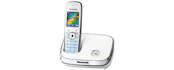 Nuevo teléfono inalámbrico DECT KX-TG8511: rechaza las