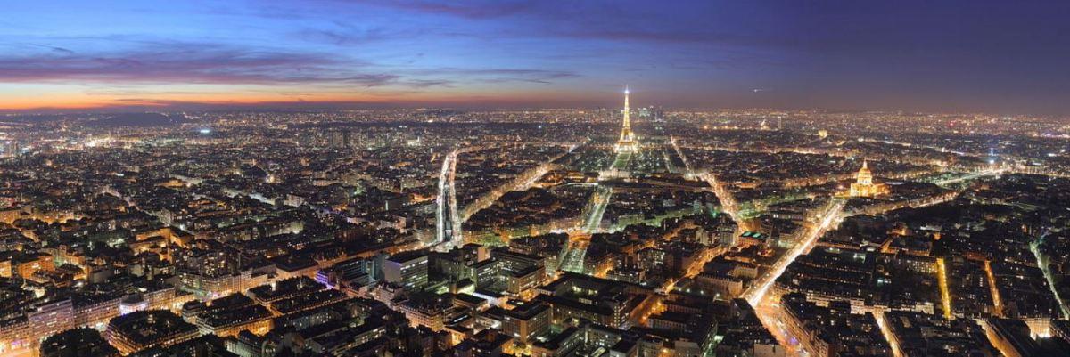 Paris en noviembre