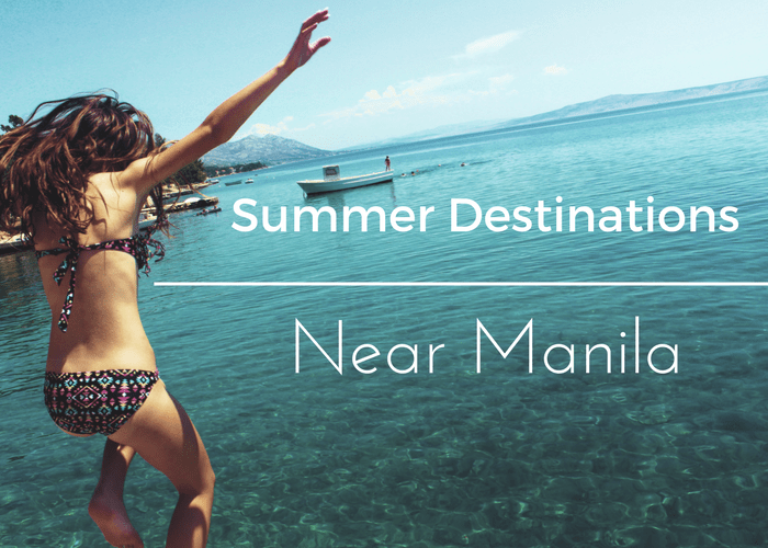 Summer Destinations Near Manila For Less Than Php1,000.00