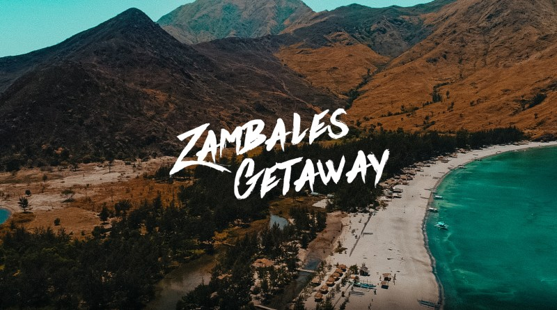 Zambales Daytour Getaway- 3 Coves and 1 Island