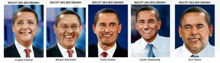 Mach uns den Obama...