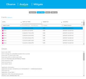 Azure app Service support 3