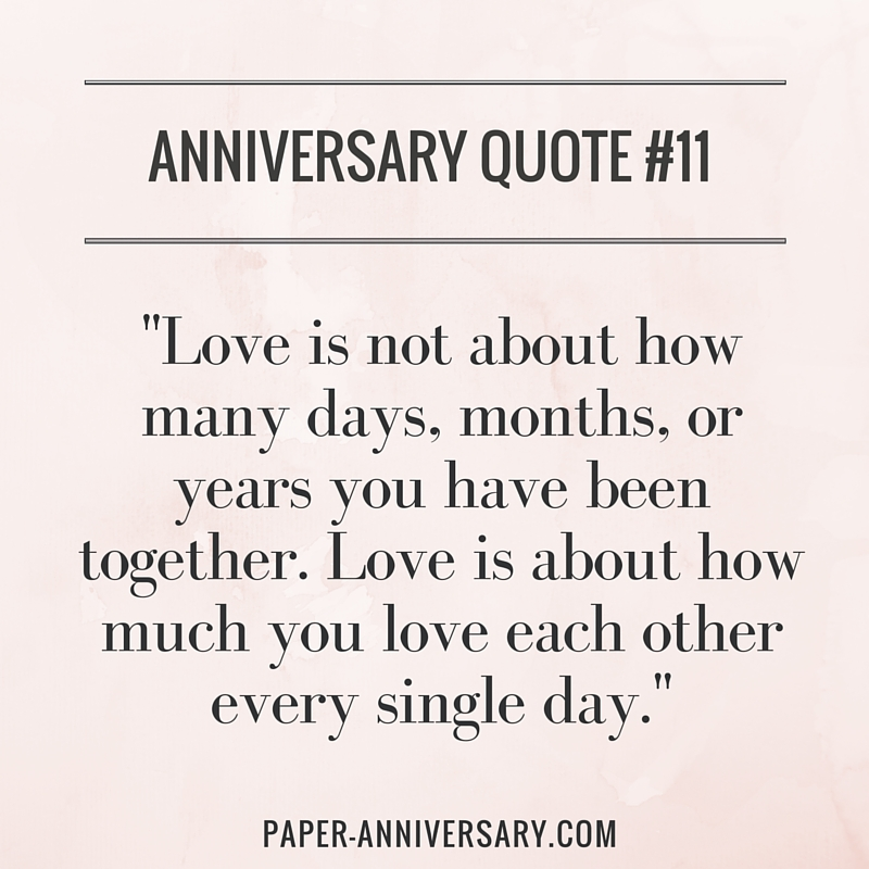 20 Perfect Anniversary Quotes For Him Paper By Anna V
