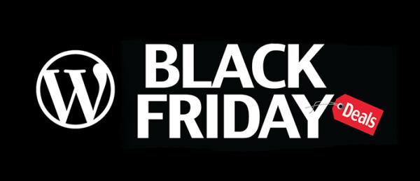 Black Friday WordPress Deals & Offers