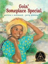 Goin' Someplace Special by Patricia McKissack and Jerry Pinkney