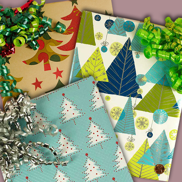 gift wrapping guide traditional