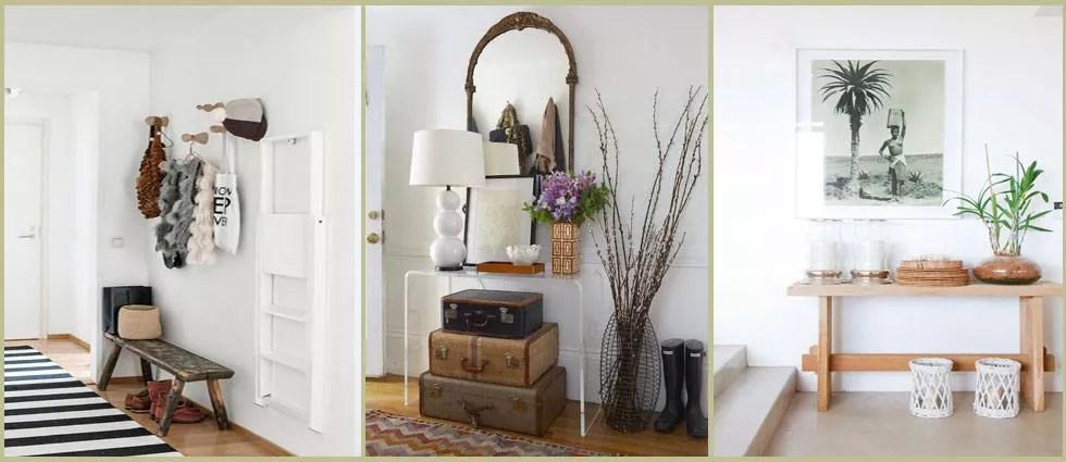 Decoraci n c mo decorar un recibidor silenblogger for Ideas decoracion recibidor