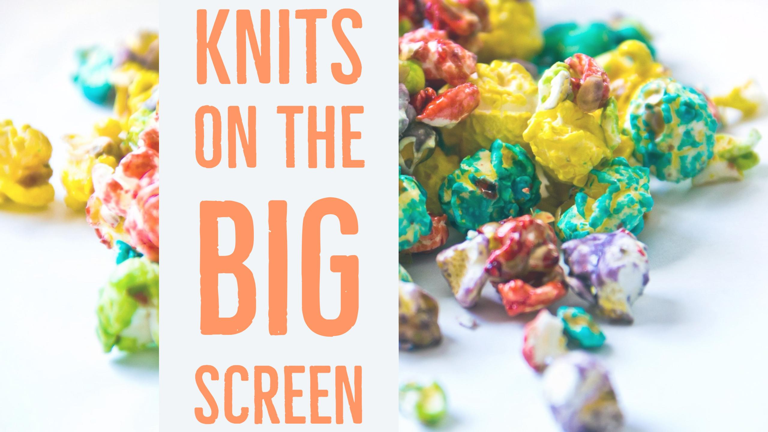 From the Big Screen-Knit and Crochet Patterns we Love! | The ...