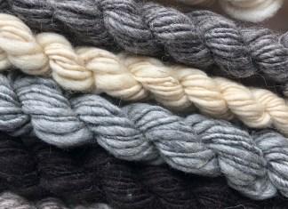 Lanolizing Natural Wool