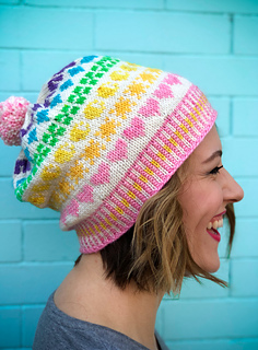 Magically Delicious Hat by Tanis Gray
