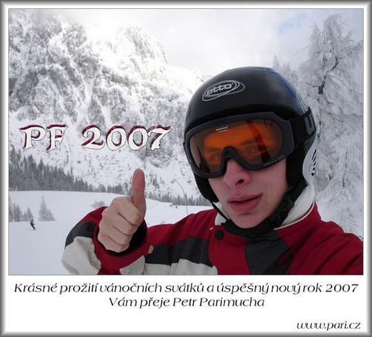 Novoročenka 2007
