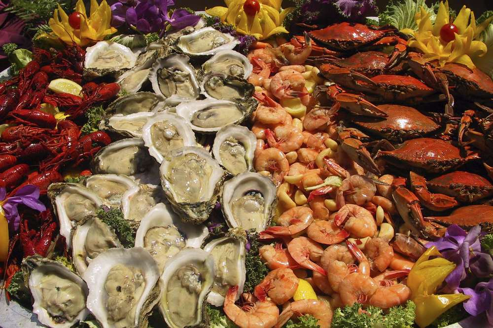Where To Find The Best Seafood In Cape Town Park Inn By