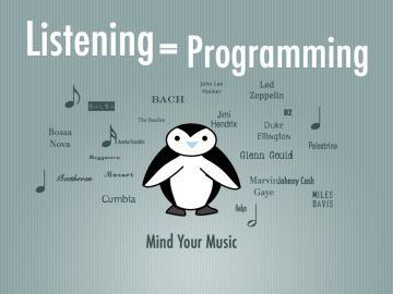 listening is programming
