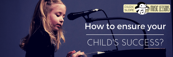 How to ensure your child's success-