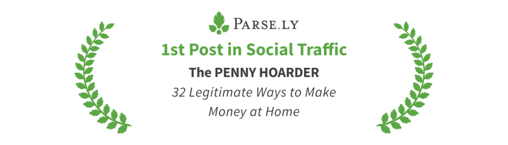 top social traffic, parse.ly