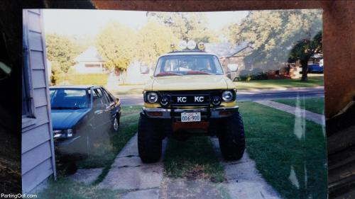 small resolution of 1979 chevrolet luv 4x4 pickup truck used salvage car parts isuzu