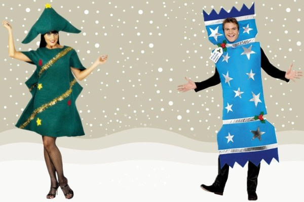 Funny Christmas Fancy Dress Ideas Party Delights Blog