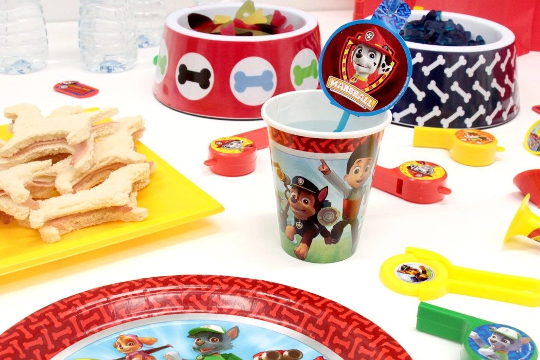How To Throw A Paw Some Paw Patrol Party Party