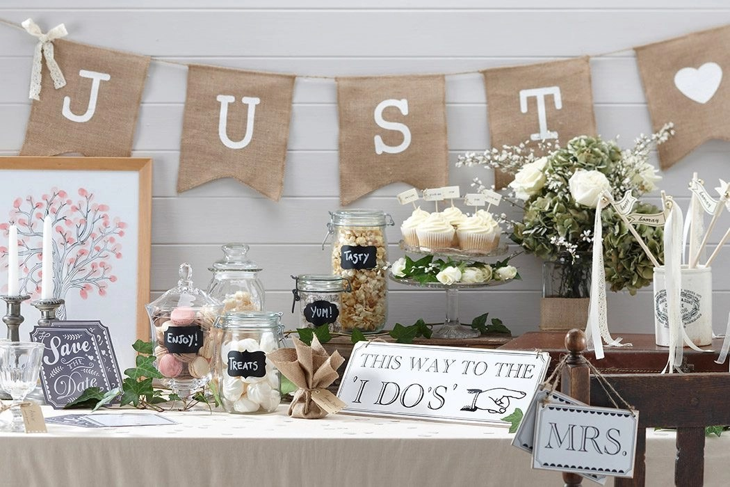 Inspiration For A Rustic Wedding
